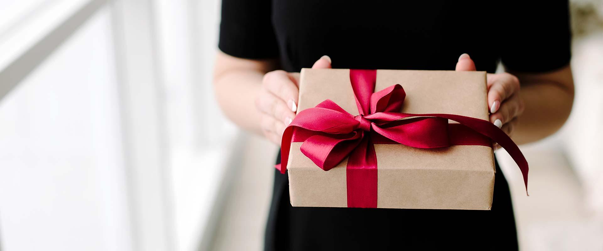 Geschenkband und Geschenkbänder von CREATEAM PROMOTION